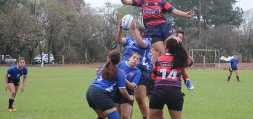 Juegos Deportivos Misioneros: rugby femenino tuvo su estreno durante el fin de semana cargado de finales provinciales