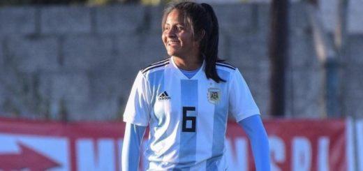Fútbol Femenino: con Milagros Otazu, Argentina se mide ante Uruguay