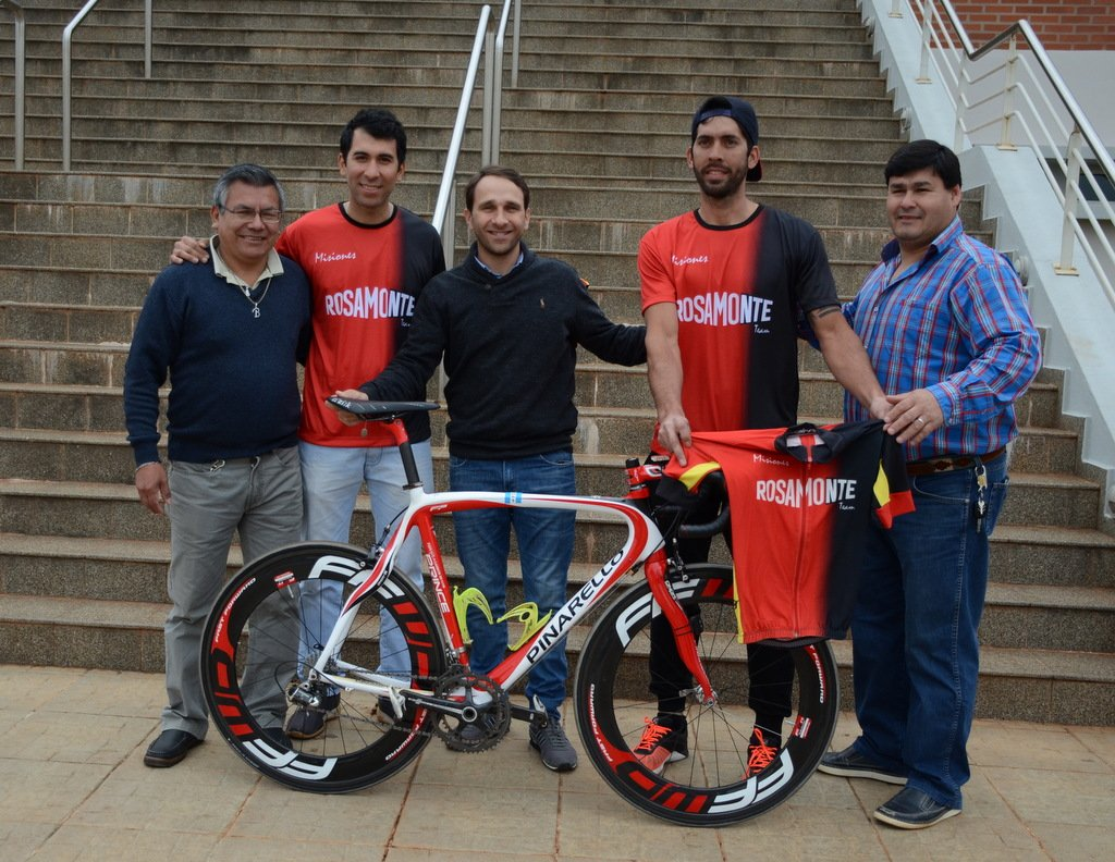 Ciclismo: ya se conocen los 15 equipos que animarán la #VueltaDeMisiones