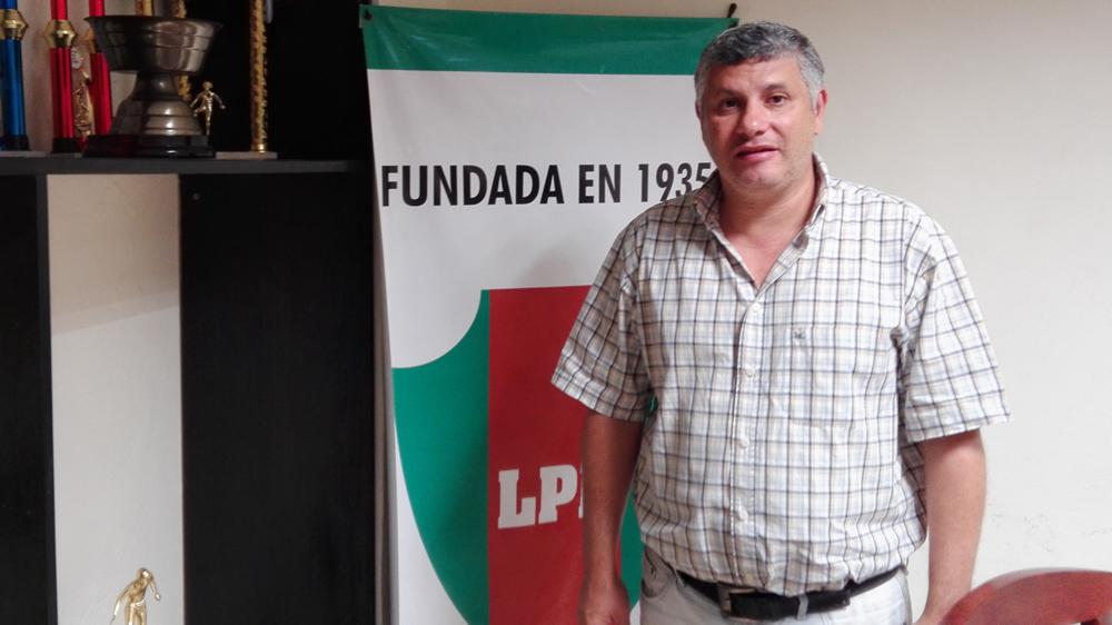 """Liga Posadeña: Nelson Castelli sobre el partido suspendido entre Guacurari y Sporting """"La idea es que se juegue los minutos restantes"""""""