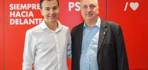 Cooperación Bilateral: Passalacqua se reunió con el Secretario de Relaciones Internacionales del PSOE