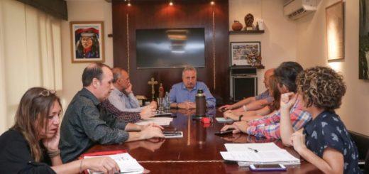 Ley de Emergencia Alimentaria: Passalacqua junto a equipo avanzó hacia la reglamentación
