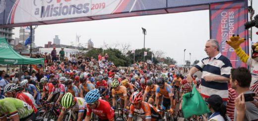 """""""Haremos todo lo posible para que La Vuelta a Misiones sume puntaje internacional en la edición 2020"""", dijo Passalacqua al término de la histórica prueba"""