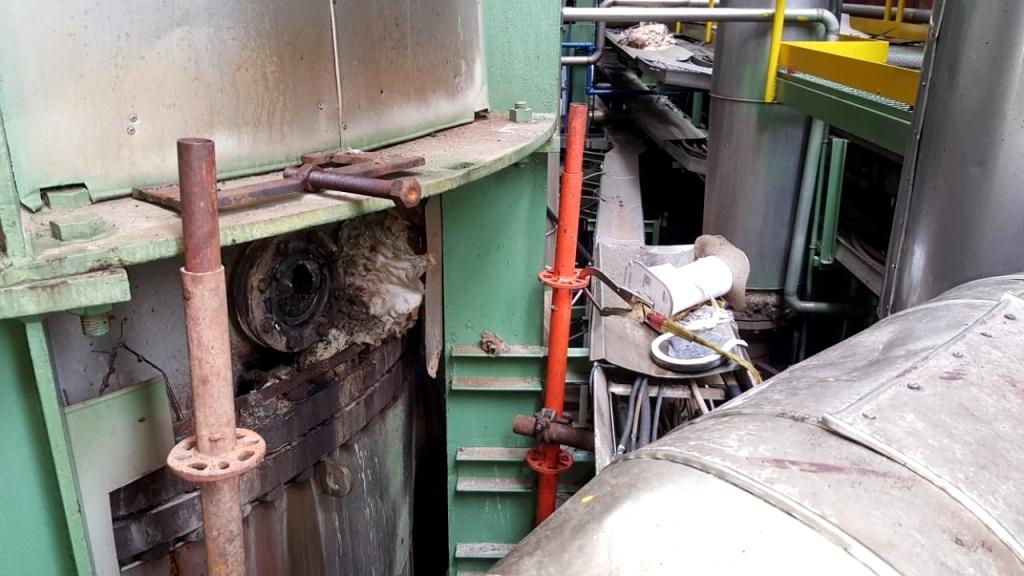 Puerto Esperanza: dos operarios de Arauco sufrieron quemaduras con vapor de agua en un incidente que se registró en la planta de Celulosa