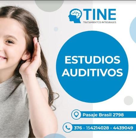 TINE Tratamientos Integrales: la importancia de realizar estudios de audiometría desde la temprana edad