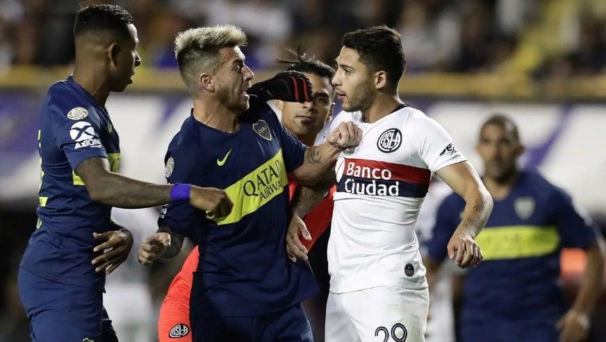 Superliga: Boca enfrentará a San Lorenzo esta tarde