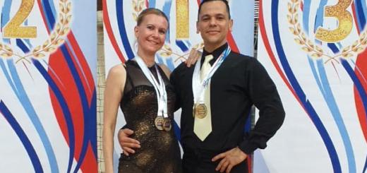 Por primera vez en su historia, el Torneo Nacional de Patín Artístico recibirá a una pareja misionera