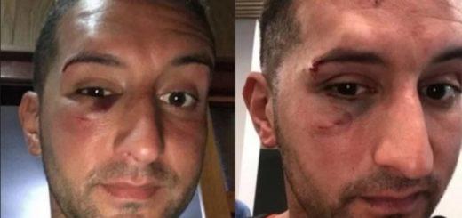 """Habló el turista agredido por los piqueteros en Puerto Iguazú: """"Estábamos como rehenes en el medio del piquete"""""""