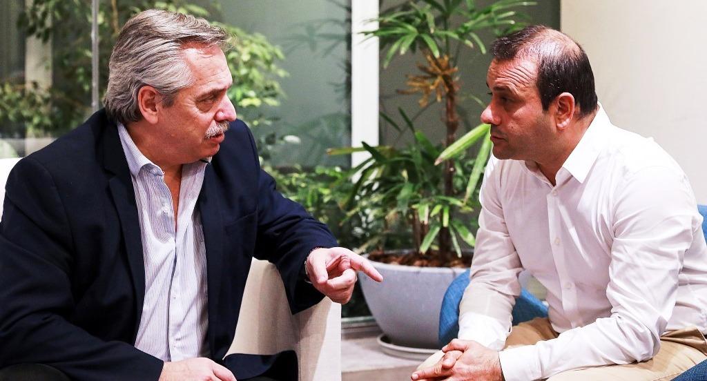 Convocado por Alberto Fernández, Herrera Ahuad participará del acto por los 50 años de la UIA en Tucumán