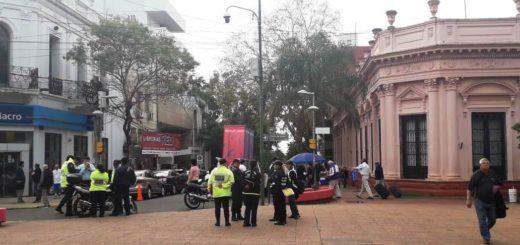 """A las 10 se larga la """"Vuelta a Misiones"""" y hay calles cortadas al tránsito en el centro posadeño"""