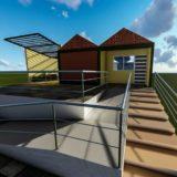 El Barrio Prosol II invertirá en equipamientos para el SUM donde funciona una escuela