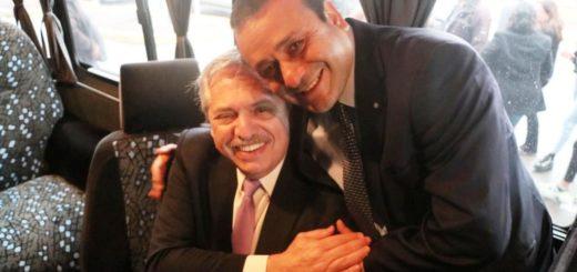 Oscar Herrera Ahuad acompañó a Alberto Fernández en una reunión con representantes industriales y del sector gremial