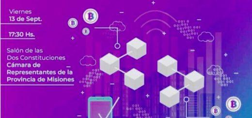 Realizarán una jornada sobre Blockchain, Contratos inteligentes y Criptomonedas