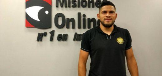 "Richard Rodríguez: ""El objetivo con Crucero es ascender"""