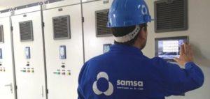 Samsa aconsejó usar racionalmente el agua el domingo por trabajos en instalaciones eléctricas