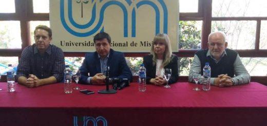 """Aseguran que """"por la crisis, la demanda en comedores de la UNaM creció un 40% en relación al año pasado"""""""