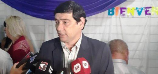 Tras el acuerdo con los municipales, Losada dijo que le dejará a Stellato un municipio en las mejores condiciones posibles