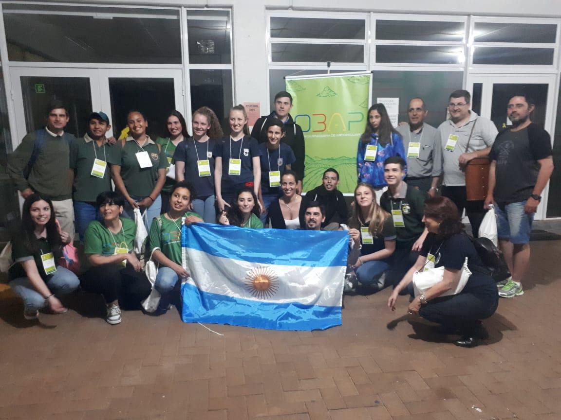 Misiones logró la medalla de oro en la Olimpíada Internacional Agropecuaria