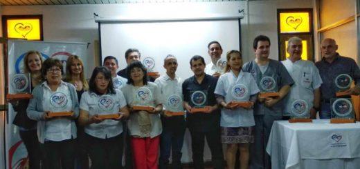 Emotivo reconocimiento a profesionales del Hospital de Pediatría Dr. Fernando Barreyro