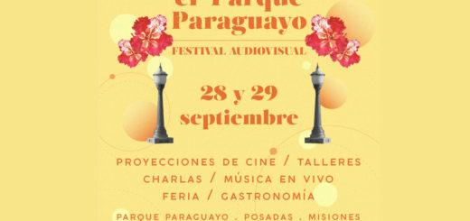 El Parque Paraguayo será sede del primer festival audiovisual de Posadas