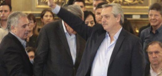 """Alberto Fernández aseguró que Córdoba es una provincia """"muy importante para que uno la desatienda"""""""