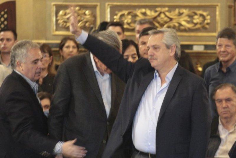 Alberto Fernández aseguró que Córdoba es una provincia «muy importante para que uno la desatienda»