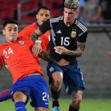 Selección argentina: Scaloni prepara el equipo para enfrentar a Alemania