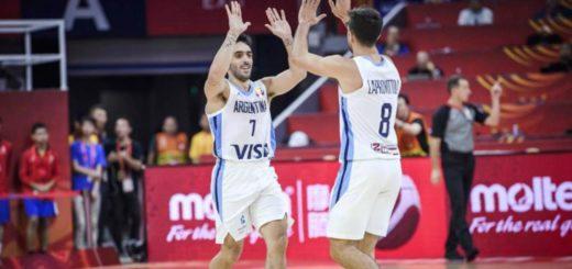 Mundial de Básquet: Argentina ya está en cuartos de final