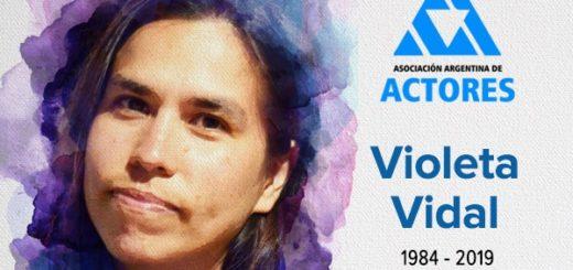 Entre Ríos: la Asociación Argentina de Actores reclamó por el pronto esclarecimiento de la muerte de la actriz y antropóloga posadeña Violeta Vidal
