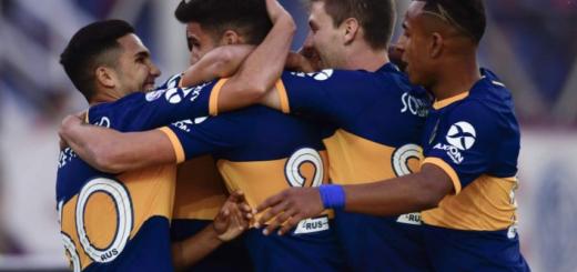 Boca venció San Lorenzo y recuperó la cima de la Superliga