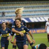 Fútbol Femenino: la misionera Milagros Otazu, se colgó una medalla con la selección juvenil
