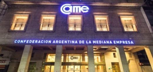 Bono a privados: CAME pidió que se contemple hasta 5 cuotas para todas las actividades Pymes