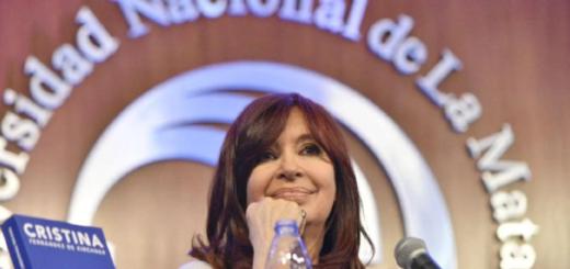 """Cristina Fernández: """"El punto de inflexión de este Gobierno fue cuando decide ir al FMI"""""""