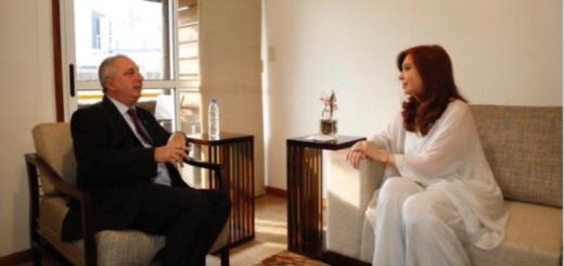 """Passalacqua y Cristina Fernández se reunieron en Posadas: """"valoro el ameno encuentro que mantuvimos"""", destacó el gobernador de Misiones"""