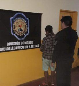 Violencia de género: dos detenidos por atacar a sus respectivas parejas en Posadas y Aristóbulo del Valle
