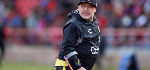 Diego Maradona no será el técnico de Gimnasia