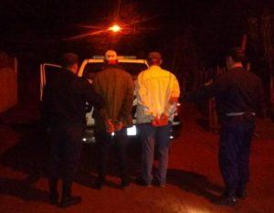 Dos de Mayo: ingresó a la casa de su ex concubina, la agredió en compañía de su padre y la Policía los detuvo