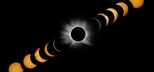 """""""Eclipses en Argentina"""", una nueva Charla Astronómica y exposición de fotografías en el Observatorio de las Misiones"""