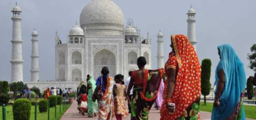El Taj Mahal se convierte en el primer monumento indio con una sala de lactancia