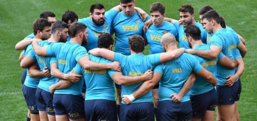 Mundial de Rugby: conocé la formación de Los Pumas para el debut ante Francia