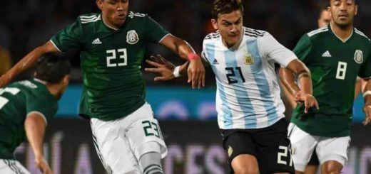 Argentina se medirá este martes contra México en un amistoso internacional