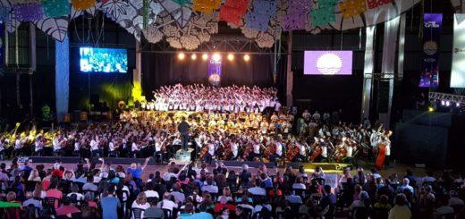 Festival de las dos Orillas: del 2 al 7 de septiembre habrá presentaciones en Iguazú, Posadas, Encarnación, Santa Ana, Andresito y Candelaria