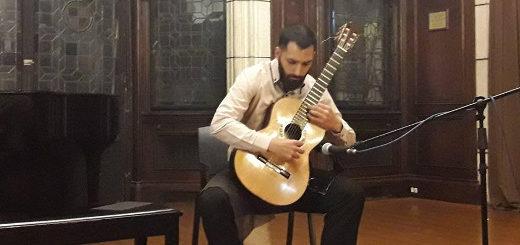 Músico uruguayo se encuentra de gira por Misiones
