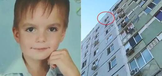 Tras soportar golpizas de sus padres, un nene de ocho años se tiró de un noveno piso