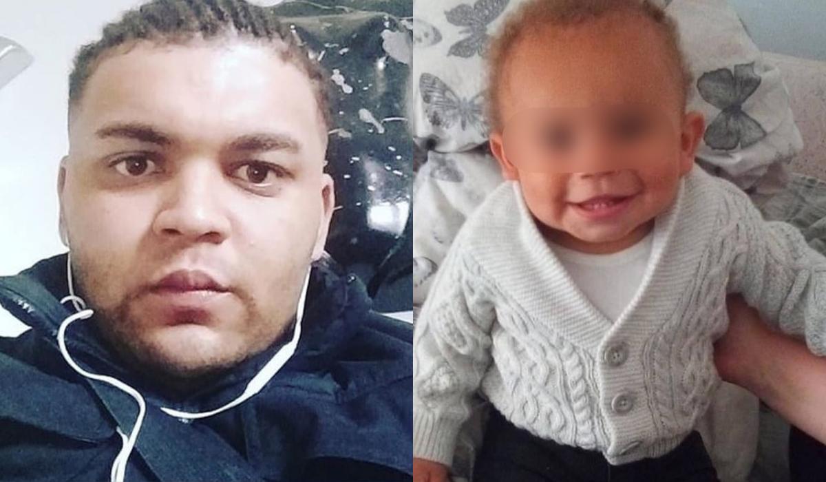 Acusan a un hombre de asesinar a su bebé de 11 meses arrojándolo al río