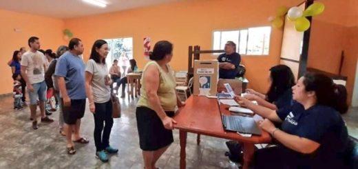 Presupuesto Participativo: más de 14.500 vecinos eligieron proyectos para mejorar sus barrios en Posadas