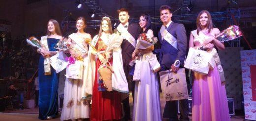 Eldorado: culminaron las Olimpiadas Estudiantiles con entrega de premios y la elección del rey y reina