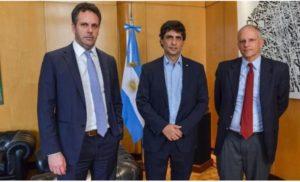 Economía: Lacunza y Sandleris inician una negociación clave con el FMI en Nueva York