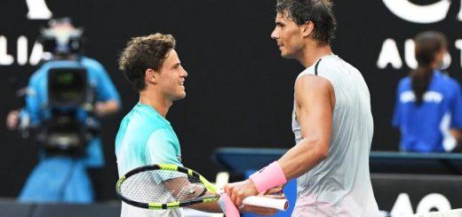 Diego Schwartzman buscará hacerse gigante ante Rafael Nadal por los cuartos de final del US Open