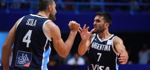 VIVO: Argentina busca el pasaporte a la final del mundial de básquet donde ya espera España